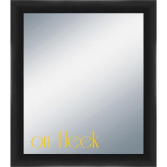 Ptm Images Wall Decor Ptm Images On Fleek Framed Silkscreened Mirror Poshmark